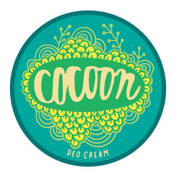 Cocoon citrus deokrém - 20 ml - alumíniummentes