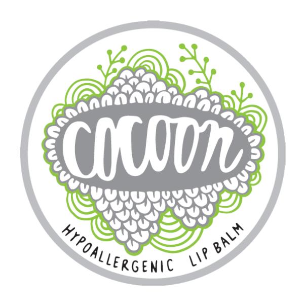 Cocoon hipoallergén ajakbalzsam - 20 ml - illóolaj-mentes