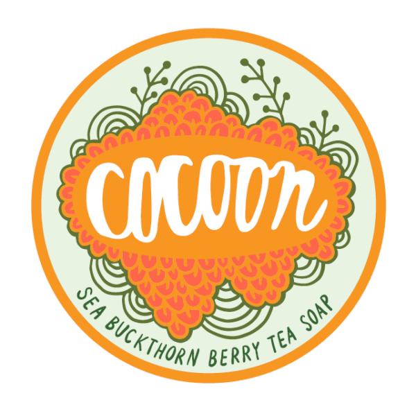 Cocoon homoktövis-grapefruit szappan - 100 g