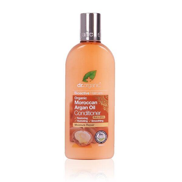 Dr. Organic bio marokkói argán olaj hajkondícionáló - 265 ml