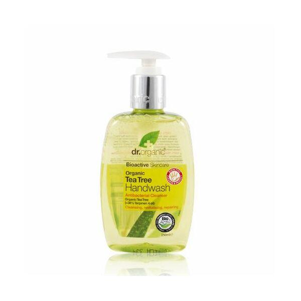 Dr. Organic bio teafa folyékony szappan - 250 ml