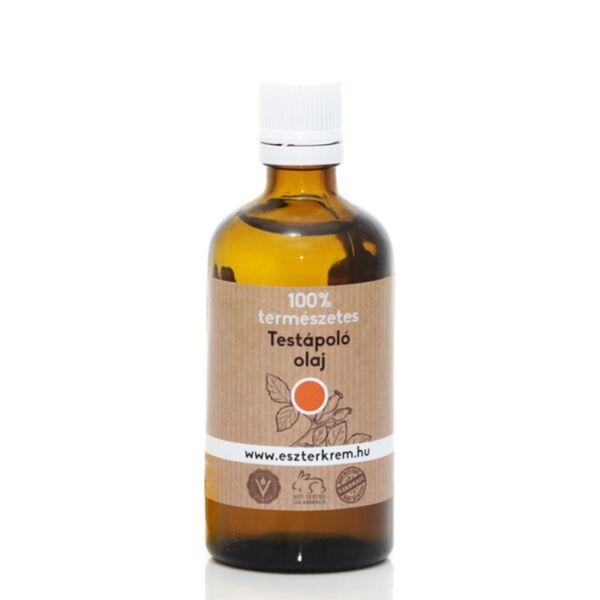 Eszterkrém natúr testápoló olaj