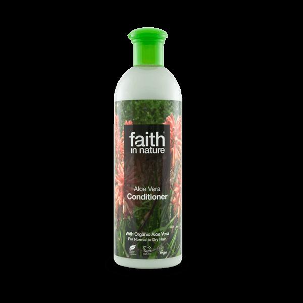 Faith in Nature aloe vera & citrus olaj natúr hajbalzsam - 250 ml