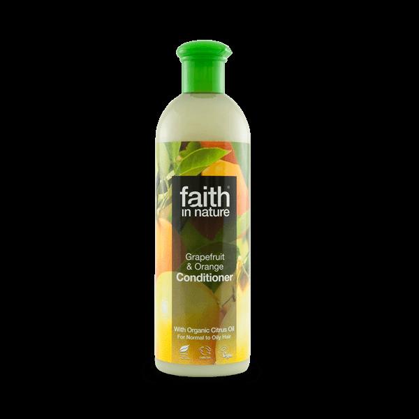 Faith in Nature grapefruit és narancs hajbalzsam - 250 ml