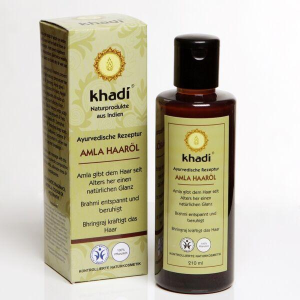 Khadi amla kondícionáló hajolaj hajhullás ellen