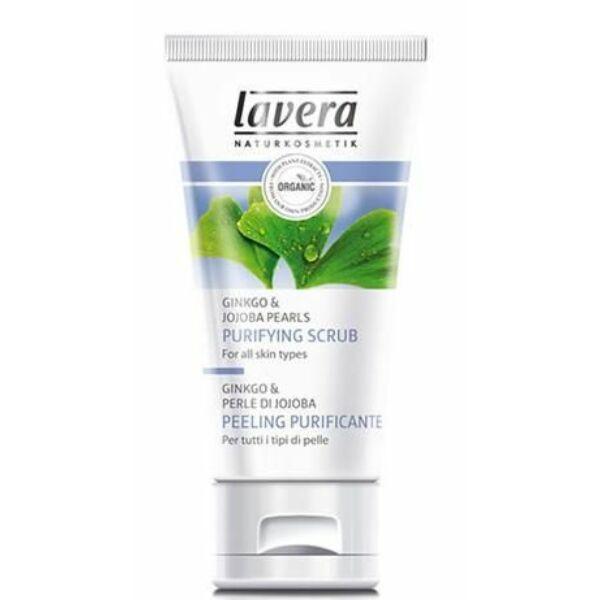 Lavera faces jojoba arcradír hibiszkusz és bodza kivonattal, rózsavízzel száraz bőrre - 50 ml