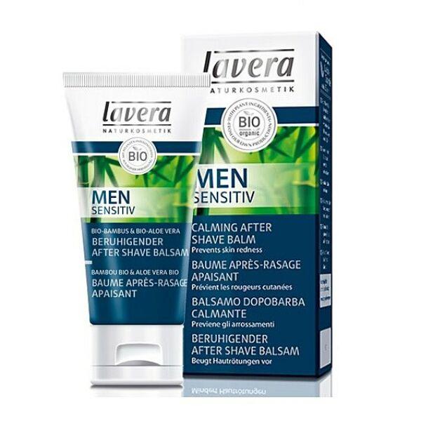 Lavera men sensitive borotválkozás utáni balzsam aloe verával - 50 ml