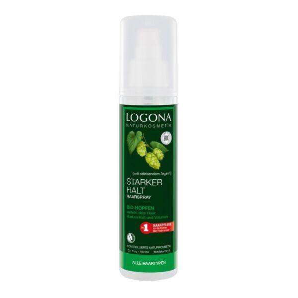 Logona fény és tartás selyempermet, natúr hajápoló szérum - 150 ml