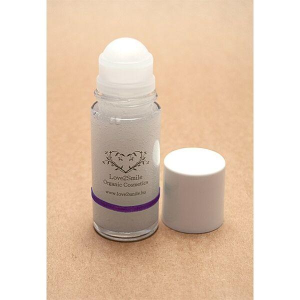 Love2Smile natúr levendula golyós dezodor - alumínium-mentes