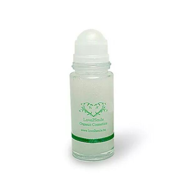 Love2Smile bio teafa-menta golyós dezodor - alumínium-mentes