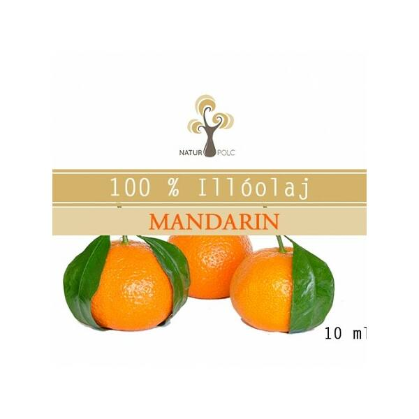 Naturpolc mandarin illóolaj