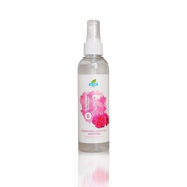 Schüssler rózsavizes hidratáló natúr arctonik