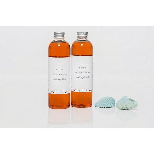 Soins zsírégető olaj chilipaprikával - narancsbőr ellen
